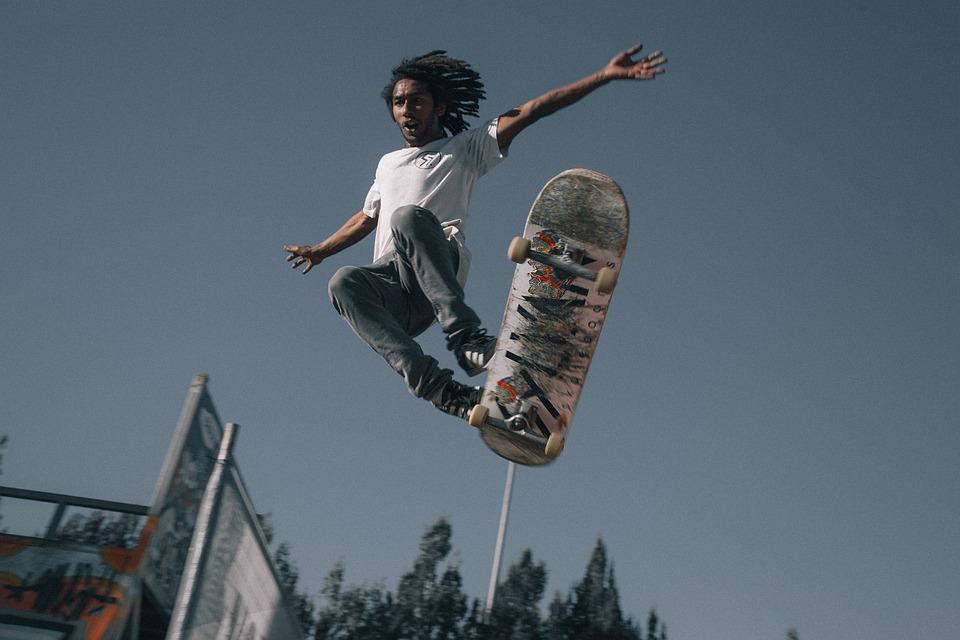 Equilibrio skate