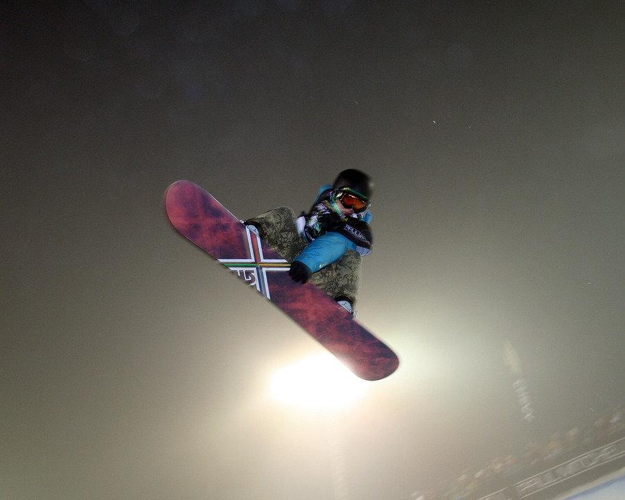 snowboard en San Sebastián de los Reyes