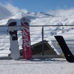 Cómo mantener en buen estado tu tabla de snow