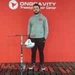 «Para triunfar con el scooter solo se necesitan ganas y dedicación»