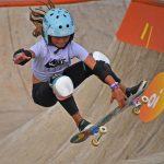 Misugu Okamoto, campeona mundial de skate park con 13 años