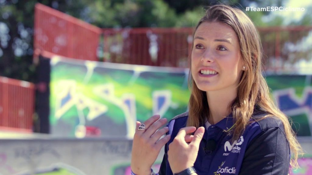 BMX: La española Teresa Fernández-Miranda, objetivo Tokio 2020