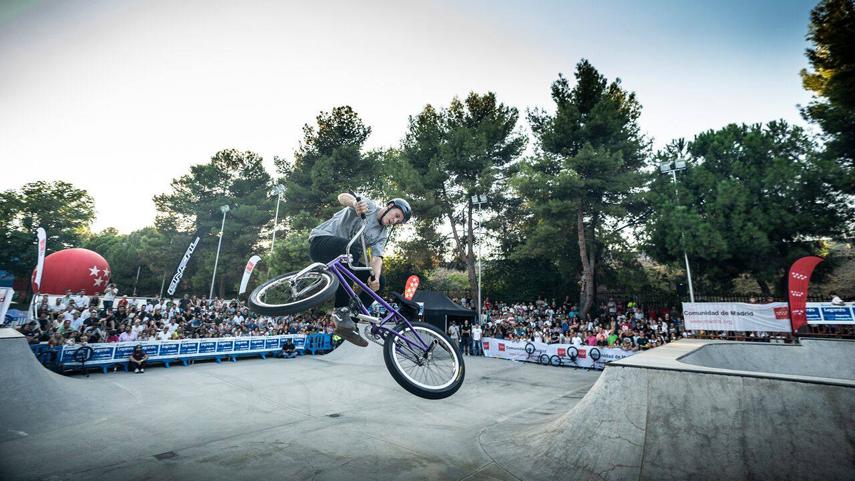Cullera acogió el Campeonato de España de BMX Freestyle 2019