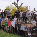 50 adolescentes de Estella luchan por el desarrollo de los deportes urbanos