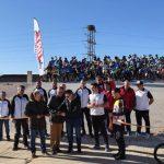 Aragón inaugura su nuevo circuito de BMX en Quinto de Ebro