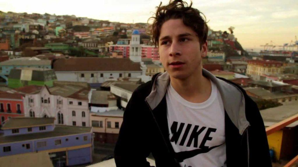 Mathias Torres, el skater chileno que asombra en Europa