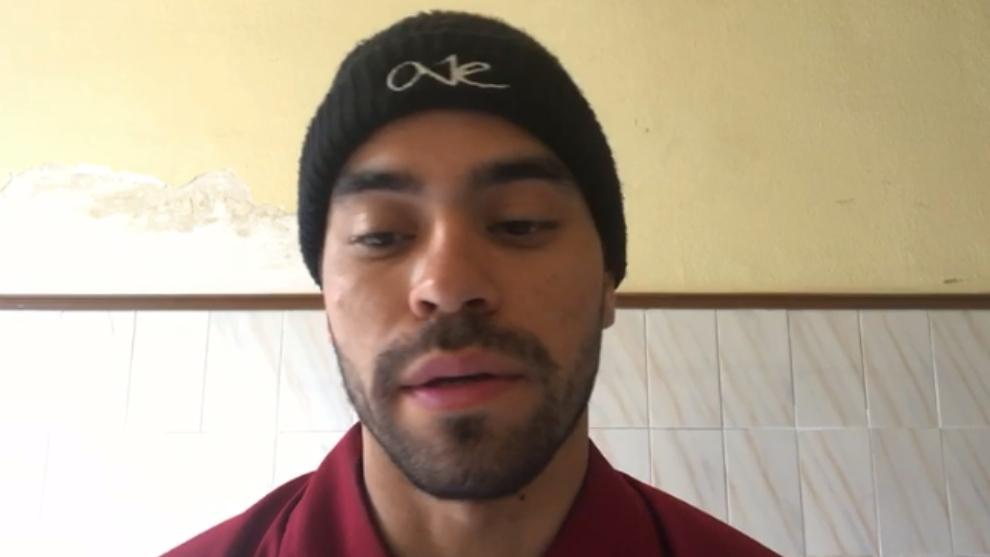 El rider Andrés Ochoa, atrapado en España por el Coronavirus